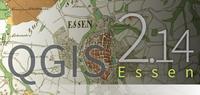 """QGIS 2.14 LTS """"Essen"""" veröffentlicht"""