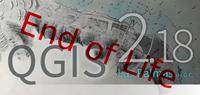 QGIS 2.18 End of Life