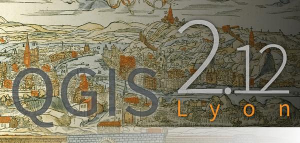 QGIS 2.12 released