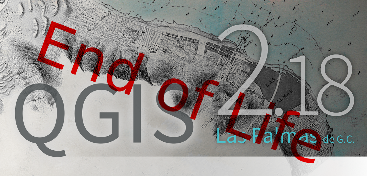 QGIS 2.18 is End of Life