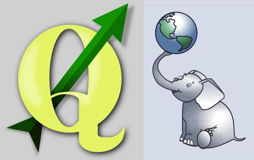 QGIS Podcast on QGISand Postgis