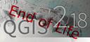 QGIS 2.18 est en fin de vie