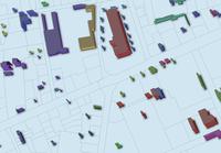 Financement participatif QGIS : Rendu 2.5D de bâtiments et polygones